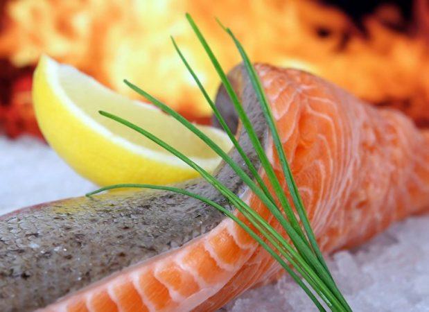 Salmon and Omega-3 Fatty Acids