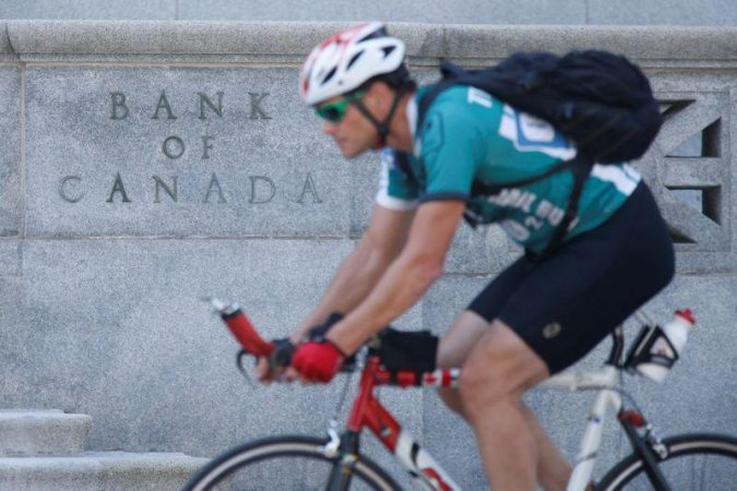 Bank of Canada cuts key rate by bp