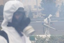 Coronavirus Iranian death toll near dead