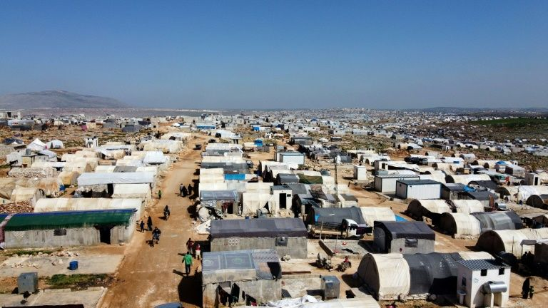 Coronavirus disaster threatens overcrowded IDP camps in Syria