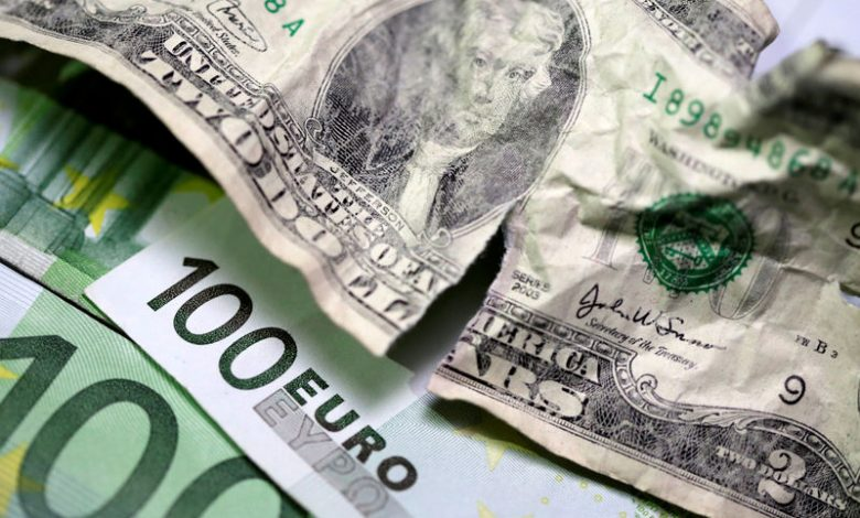 Dollar is falling for now