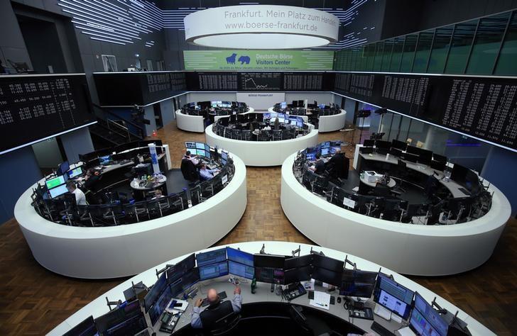 European Stocks Fall Despite Optimism Over US Incentives