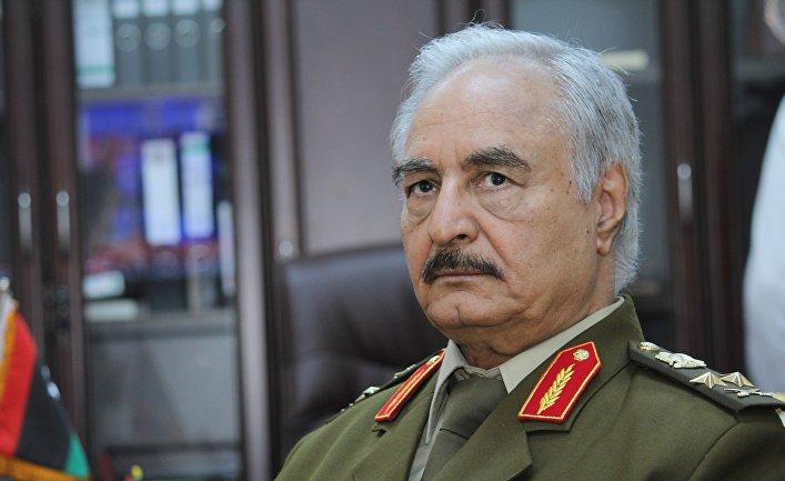 Field Marshal Khalifa Haftar