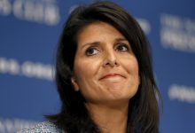 Former US ambassador to UN Haley leaves Boeing