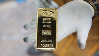 Gold rises amid fears of growth due to coronavirus