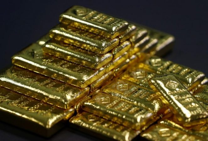Gold rises in price by platinum by almost due to incentives