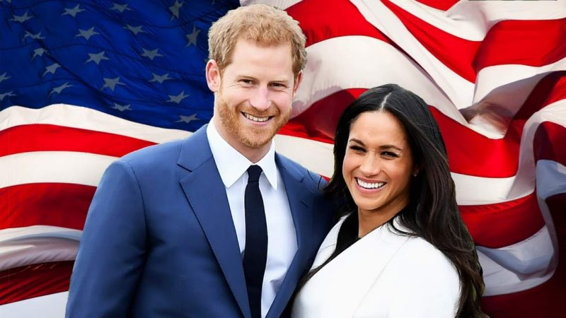 Harry and Meghan no longer full time royals