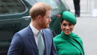 Harry and Meghan start a new life
