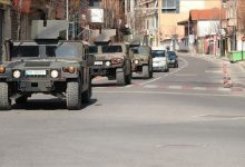 In Albania the military is committed to anti virus measures