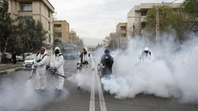 Photo of Iran reports 2,926 new cases of coronavirus and 144 new deaths