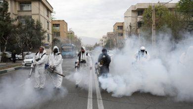 Photo of Iran coronavirus cases exceeded 41,000