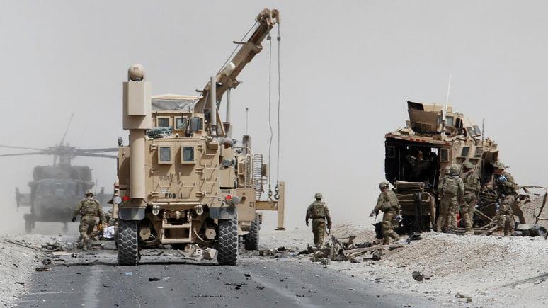 NATO Afghan