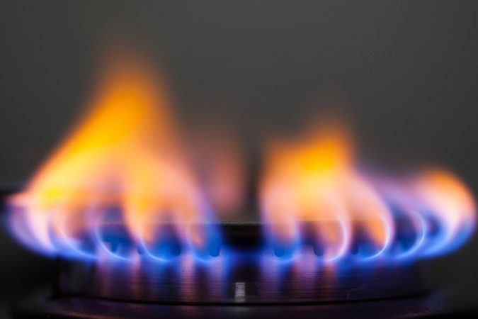 Natural gas futures increased during the session in Europe