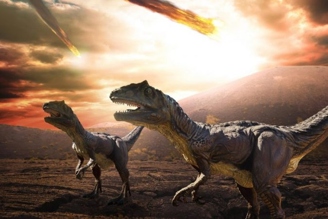 New cause of extinction of dinosaurs
