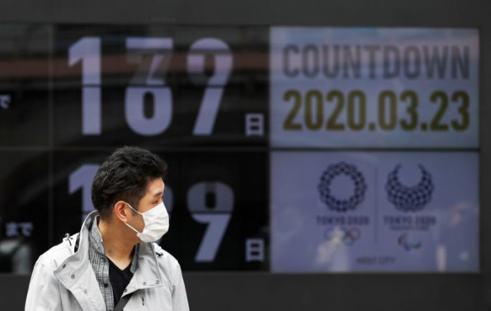 Nikkei index rose in the hope of postponing the Olympics