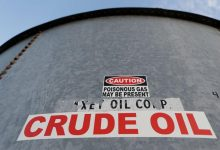Oil at year lows amid falling demand due to virus related restrictions