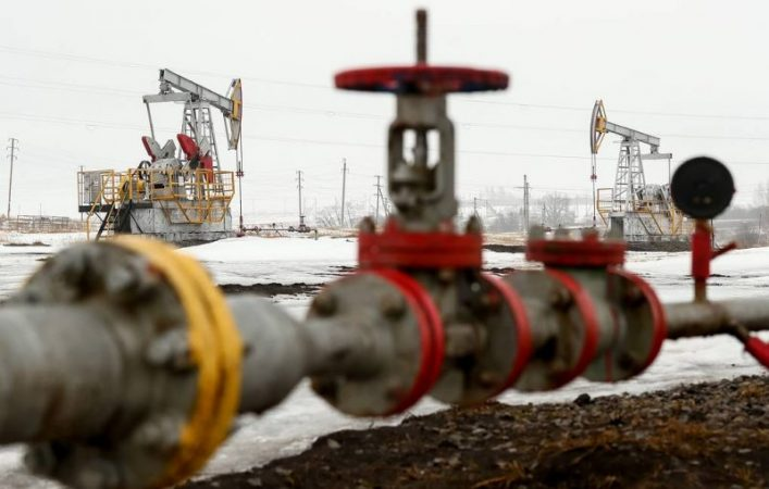 Oil prices on ICE in London fell below
