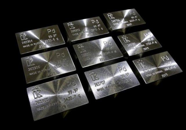 Palladium holds the best session in two decades