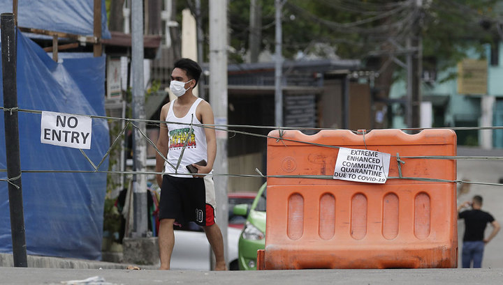 Philippine President Permits Shooting of Quarantine Violators