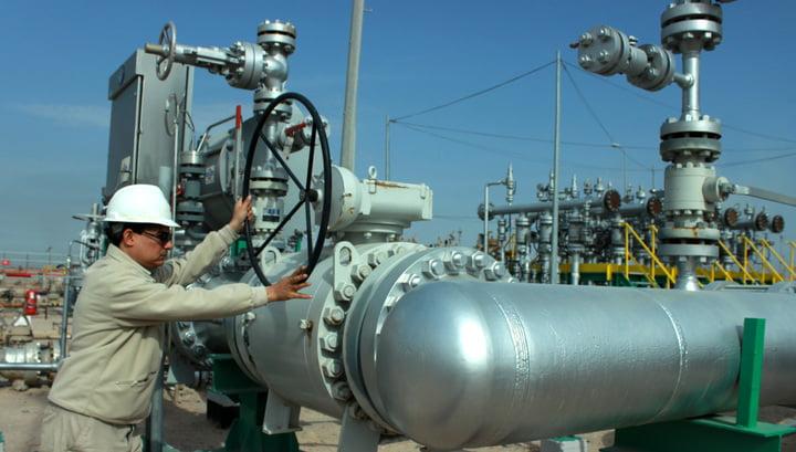 Russian oil depreciated to level