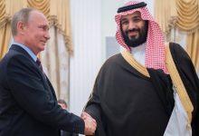 Saudi Arabia in the price war with Russia