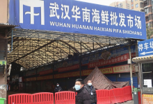 The media spoke about the first confirmed case of coronavirus in Wuhan