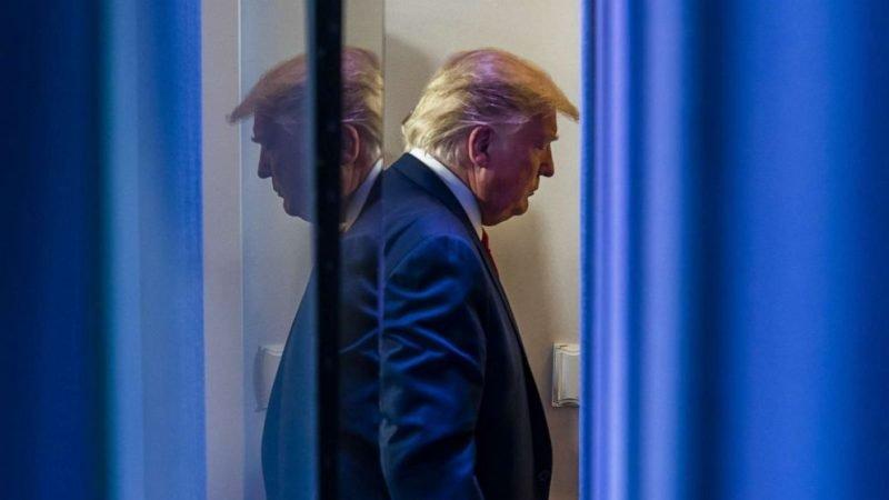 Trump The economy will reopen