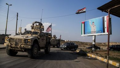 Photo of Syria blocked the convoy of US military