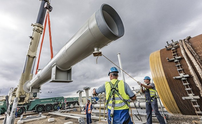the fight for Nord Stream enters a new phase