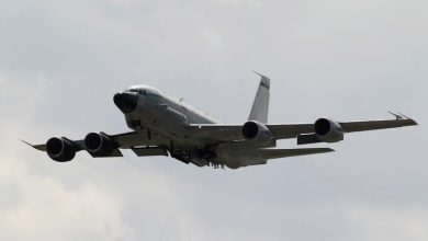 spy planes found at Russian borders