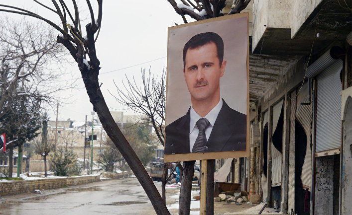 Assad will end in June