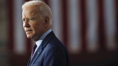 Biden accused of sexual harassment