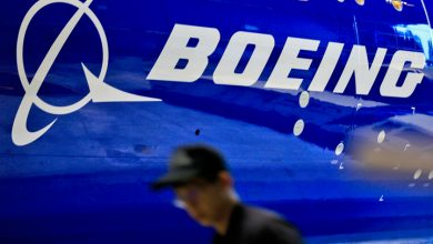 Boeing is considering a major bond issue