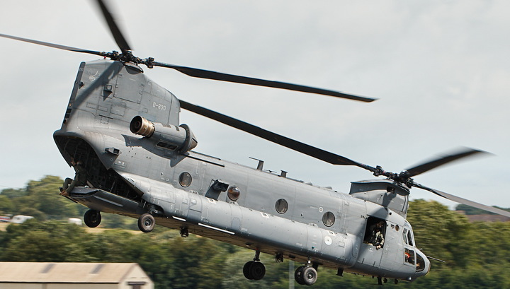 Boeing suspends production of military aircraft