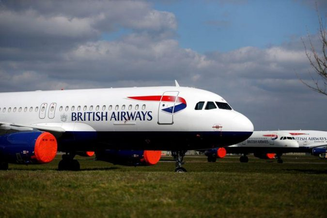 British Airways plans to cut job cuts of up to jobs