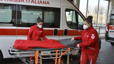 COVID deaths rise again in Italy