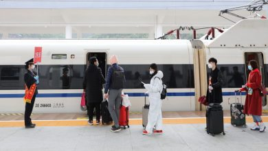 Photo of All Chinese cities resume public transport