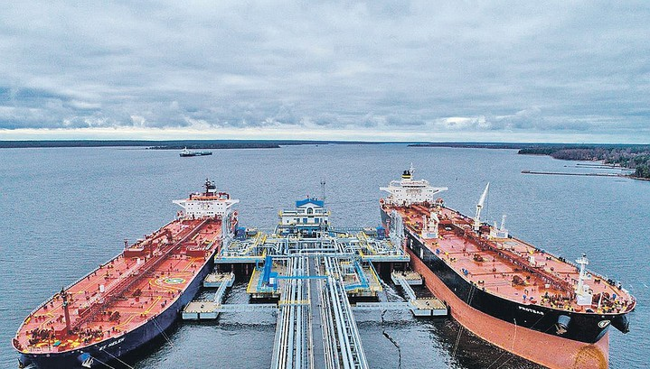 China increased imports of Russian oil and reduced supplies from Saudi Arabia