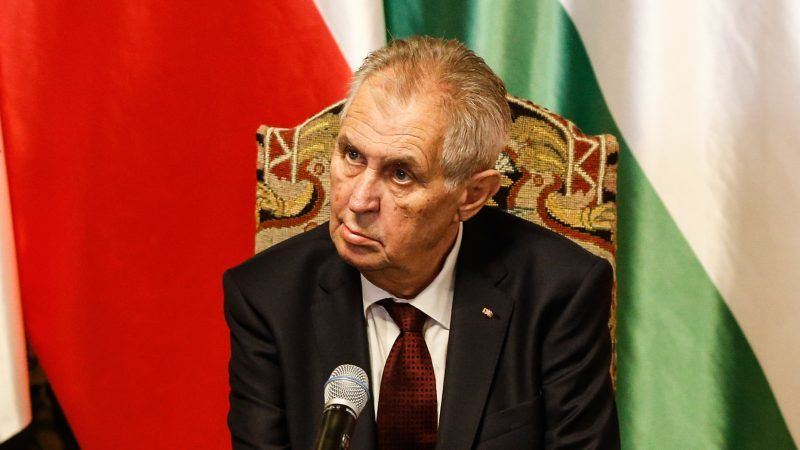 Czech President EU cannot act together