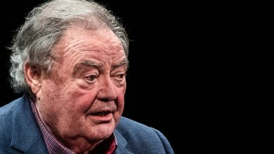Photo of British comedian Eddie Large died due to coronavirus