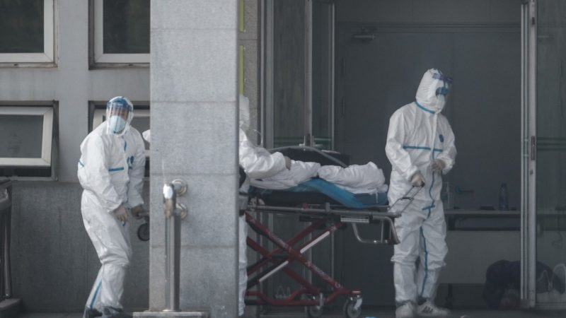 In China from to thousand people died from coronavirus
