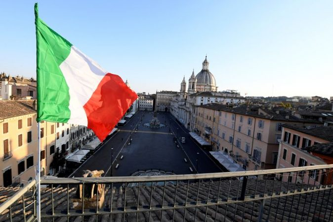 Italian deficit expected to approach of GDP