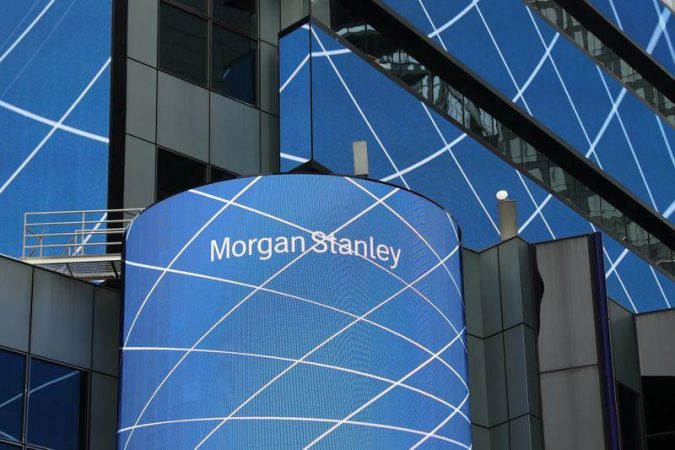 Morgan Stanley profit fell in Q due to coronavirus