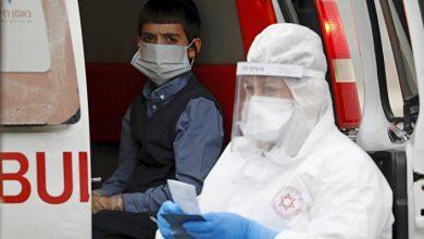 Photo of Mossad against coronavirus