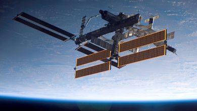 Photo of No coronavirus on ISS