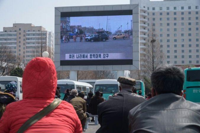 North Korea reiterates that it has no cases of coronavirus