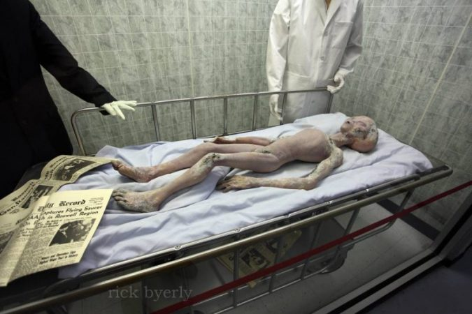 Roswell incident truth and fiction