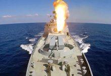Russian frigate Admiral Essen