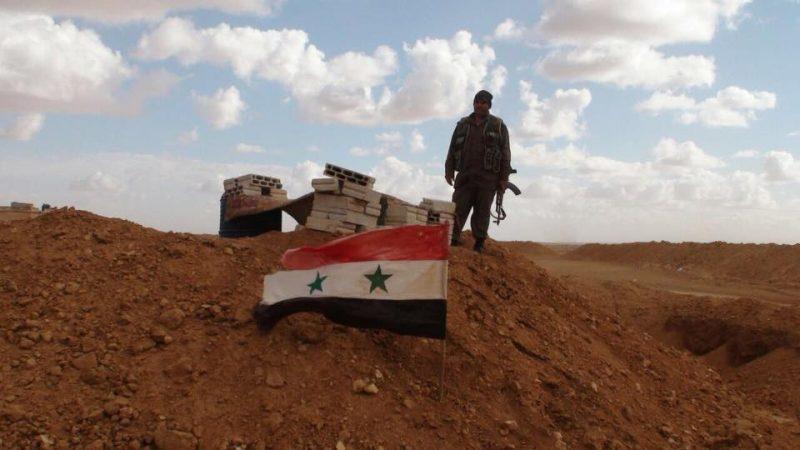 SAA in Daraa