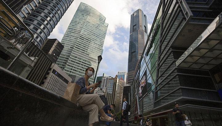Singapore set a coronavirus record